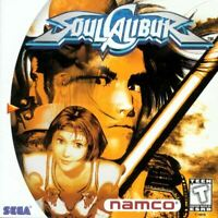 SoulCalibur Sega Dreamcast Game Complete *CLEANED VG