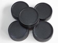 NIKON FIT REAR LENS CAP PACK OF 5 COVER FOR ALL NIKON FILM OR DIGITAL SLR LENSES
