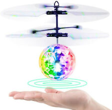 Betheaces Flying Ball Kids Toys Remote Control Helicopter Mini Drone Magic RC