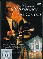 José  Carreras - Christmas Concert [Kerstmis met]  DVD - NEUF