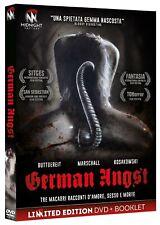 GERMAN ANGST  LTD   DVD+BOOKLET    HORROR