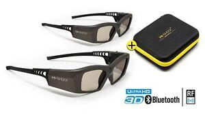 2x Aktiv 3D Brille Oxid Diamond   3D TV Samsung - JS9590, UE55JS8090, UE65JS9500