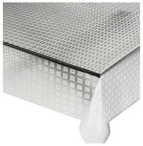 Chiffon Anti Tache Transparent Plastique Lisses par Mètre Table Cuisine Moderne