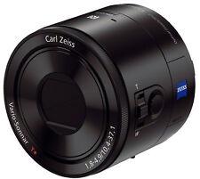 Sony Cyber-shot DSC-QX100 20.2MP Digitalkamera - Schwarz - Vorführmodell