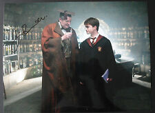JIM BROADBENT Signed 16x12 Photo HORACE SLUGHORN In HARRY POTTER COA