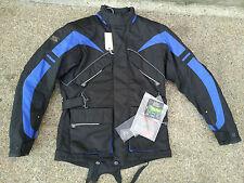 """SPYKE Mens Textile Motorbike Motorcycle Jacket Size UK 34"""" Chest L1"""