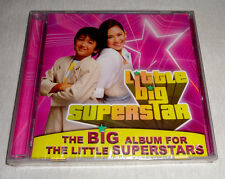 PHILIPPINES:SARAH GERONIMO,MAKISIG MORALES - Little Big Superstar CD ALBUM,OPM