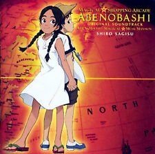 New Magical Shopping Arcade Abenobashi Original Soundtrack OST CD Anime Geneon