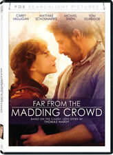 Far From the Madding Crowd (Dvd, 2015) - New!