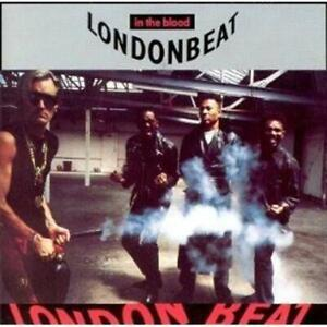In the Blood - Music CD - Londonbeat -   - Anxious Records - Very Good - Unknown