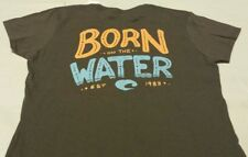 NEW Costa Women's Born On The Water Graphic Tee Shirt Size Large