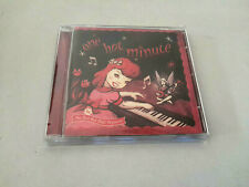 "RED HOT CHILI PEPPERS ""ONE HOT MINUTE"" CD 13 TRACKS"