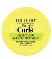 3 Pack Marc Anthony Strictly Curls Perfect Curl Miracle Treatment 1.01 fl oz