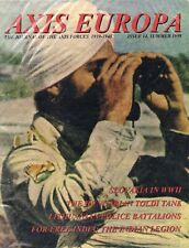 Axis Europa - The Journal of the Axis Forces 1939-1945  Issue 14, Summer 1998