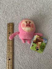 New Kobito Dukan 3inch Plush Doll kakuremomojiri pink japan Cobit Mini
