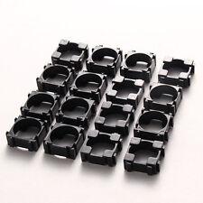 100 trozo 1-células especializadas soporte para 18650 Battery Pack (holder bracket soporte)