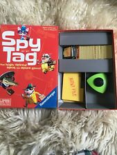 Ravensburger Spy Tag Children's Game - Gently Used