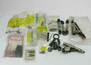 Weber Philips Self Feeding Drill Parts Lot - Heads, Bits, Tips - Automation CNC