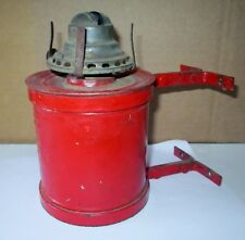 ANTIQUE CNR CANADIAN NATIONAL RAILWAY  WALL MOUNT CABOOSE TRAIN PIPER LANTERN
