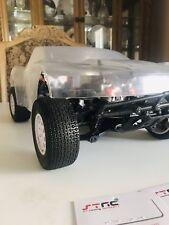 Hyper 10 SC-e Tim Bump 4x4 Short Course Truck Roller OFNA HoBao 1/10