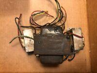 Vintage 7189 Output (2) & Power Transformer (1) Set 1962 for 6BQ5 tube amplifier