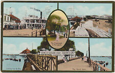 Hanion's Point,Toronto,Ontario,Can ada,5 Views,Used,1912