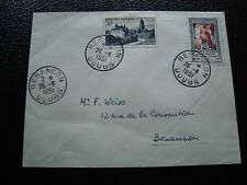 FRANCE - enveloppe 26/6/1951 (cy50) french