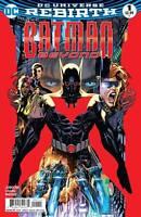 BATMAN BEYOND #1 DC COMICS 2016