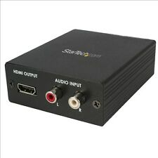 Startech componente / Vga Video Y Audio A Hdmi Convertidor