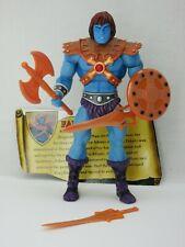 MOTUC,MOTU,FAKER,Masters Of The Universe Classics,100% Complete,He man