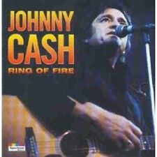 "Johnny Cash ""Ring of Fire"" CD 18 tracks nuovo"