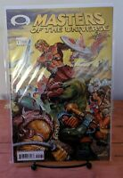 Masters of the Universe (Image Comics) #1. Gold Logo!