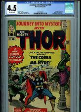 Journey Into Mystery Thor 105 CGC 4.5 1964 Marvel Amricons B8