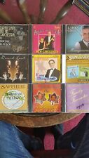 CD Sequence Dancing Cds Collection Of 9 All Different