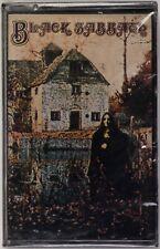 BLACK SABBATH: Self Titled CSL NEMS 3210 Cassette Tape NEW Rare