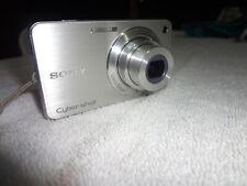 Sony Cyber-shot DSC-W560 14.1MP Digital Camera - USED-Silver VGC Work 100%