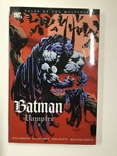 Tales Of The Multiverse: Batman Vampire Tpb Softcover Sc Very Fine Vf 8.0 Dc