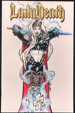Lady Death:Wicked Ways (1998) #1 Vf/Nm Premium Limited Edition Variant Hughes