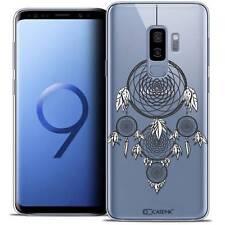 "Coque Crystal Gel Pour Samsung Galaxy S9+ (6.2"") Souple Dreamy Attrape Rêves NB"