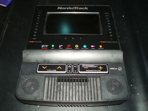Nordic Track  console Elliptical upper board FREESTRIDE716132