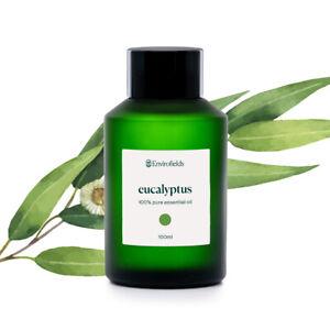 Eucalyptus Essential Oil 100ml   100% Pure Aromatherapy Grade   For Diffuser