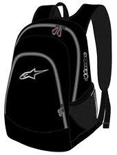 Alpinestars Backpack - Alpinestars Defender Black/Grey Ruksack 22L Capacity