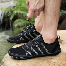 Tamaño 10 11 12 13 Hombres Zapatos de agua de secado rápido para Buceo Natación Surf Aqua Barefoot