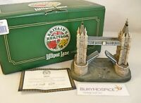 Lilliput Lane 'Tower Bridge' Britain's Heritage VGC Certs. Box (WH_10428)