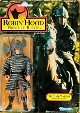 Dark Warrior Robin Hood Prince of Thieves Kenner 1991 Action Figure Sealed