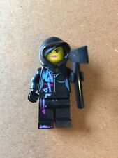 Lego Movie Mini Figure Wild Style Hooded