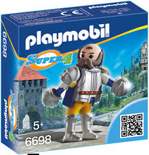 "PLAYMOBIL® Super4 - 6698  "" Königswache Sir Ulf "", NEU & OVP"