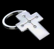 Classic Cross Prayer Safety Charm Beautiful Christening Baptism Bonbonniere GIFT