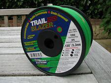 Pro Strimmer Line 3.3mm x 45m Trail Blazer Heavy Duty Reel / Fantastic Value