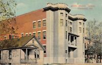 Postcard Masonic Temple in Hammond, Indiana~124397